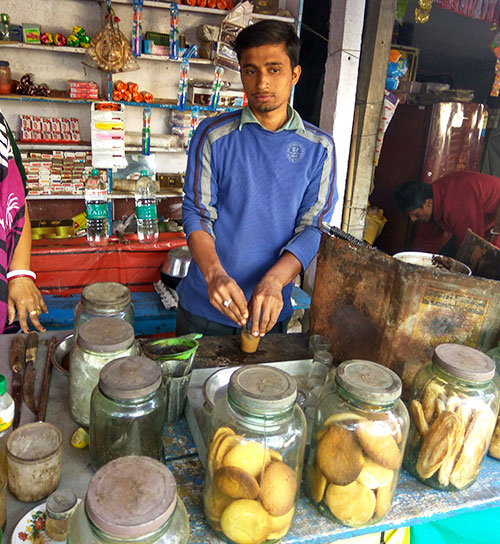 масала чай индия чайный мастер
