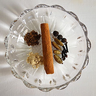 масала чай правильно приготовить из специй