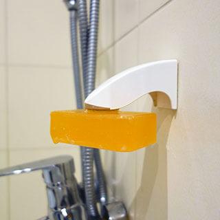 Магнитная мыльница для ванной и кухни