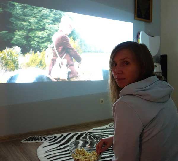 Домашний кинотеатр проектор Epson EH-TW5300