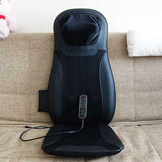Массажная накидка MP Magic Hands 4D 555 на кресло для дома