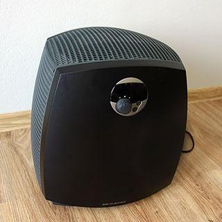 Мойка воздуха Boneco W2055D и влажность в доме